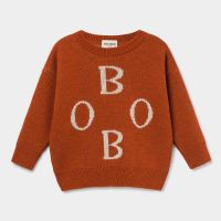 Bobo Choses - Strick Pullover, 116/122