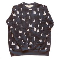Mimi + Bart - Pullover Adult, XS Limited Edition